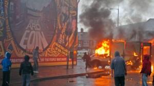 Schicksalsschübe in Belfast