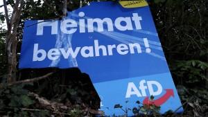 AfD findet neuen Ort für Wahlparty in Berlin
