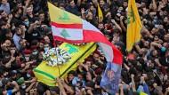 Spannungen im Libanon: Sehnsucht nach Vergeltung