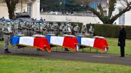 Frankreich allein im Antiterroreinsatz
