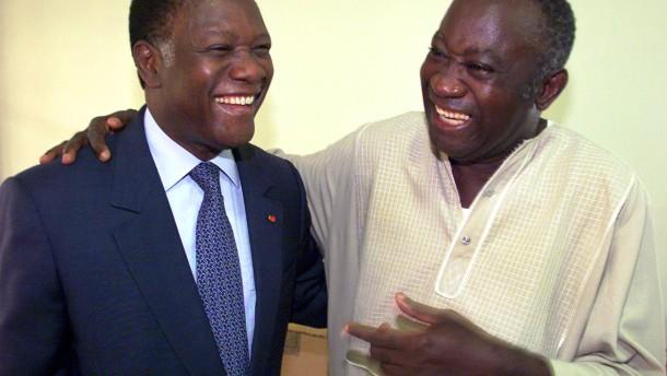 Die feindlichen Ivorer