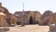 Darth Vaders Geburtshaus wieder freigelegt