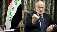 Irakischer Außenminister kritisiert die Türkei