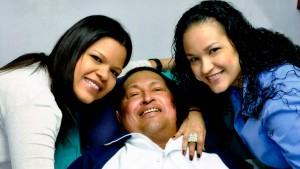 Venezuelas Präsident Chávez zurück in Caracas