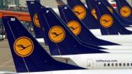 Die Lufthansa darf im Dax bleiben