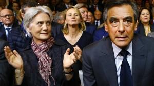 Justiz ermittelt gegen Präsidentschaftskandidat Fillon