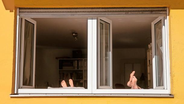 """""""Lasst am besten alle Fenster offen!"""""""