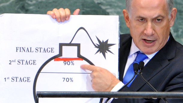 Netanjahu soll Angriff auf Iran geplant haben