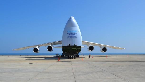 Flugzeugengpass: Bundeswehr und Nato-Partner vor massiven Transportproblemen