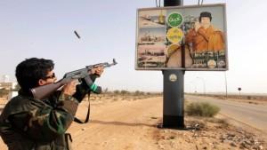 Kampf um die Macht in Libyen