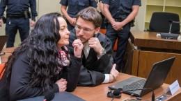 Pflichtverteidiger fordern sofortige Freilassung Zschäpes