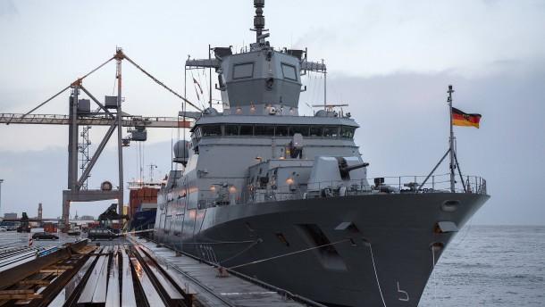 Neues Allzweck-Schiff als Sparmaßnahme