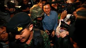 Militär verhaftet Erziehungsminister