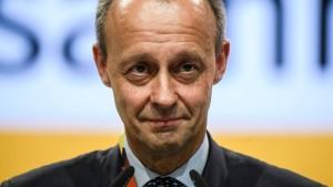 Merz soll in der CDU stärker mitarbeiten
