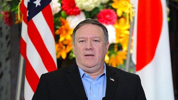 Pompeo weist Kritik aus Nordkorea zurück