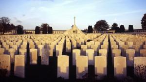 Auf Flanderns Todesfeldern