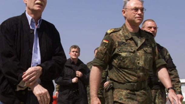 """General Reinhardt: """"Zu stark auf das Militär gesetzt"""""""