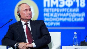 Putin will angeblich engere politische Zusammenarbeit mit EU