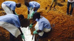 Erster Ebola-Infizierter kommt nach Europa