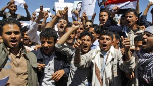 Proteste in Iran, Bahrein und Jemen