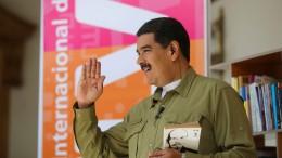 EU verhängt Sanktionen gegen Venezuela