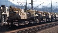 Erstmals Raketenabschüsse von Tschechien aus