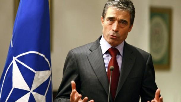 Rasmussen: In der Nato muss sich viel ändern