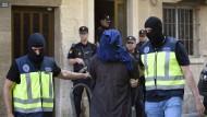 Festnahmen in Palma, Dortmund und Birmingham