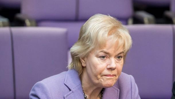 """Steinbach fordert """"Anti-Scharia-Erklärung"""" für Muslime"""