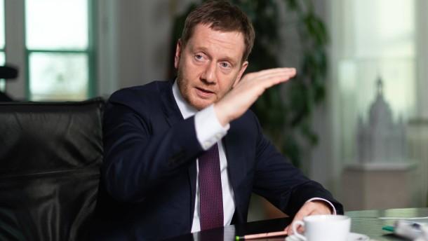 Kretschmer: Thüringer CDU klar in der Opposition