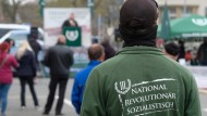"Innenministerium verbietet Vereinigung ""Nationale Sozialisten Rostock"""