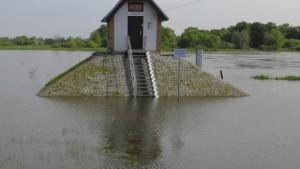 Hochwasser rollt nach Norden