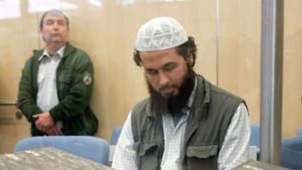 """Richter: Zarqawi saß """"mit auf der Anklagebank"""""""