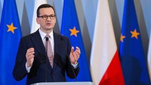 Ein neues Gleichgewicht für Europa