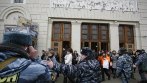 Putin: Die Terroristen werden vernichtet