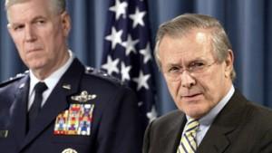 Rumsfeld: Wir haben ein ernstes Problem