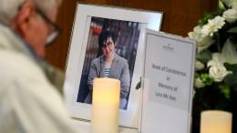 """""""Neue IRA"""" bekennt sich zur Tötung der Journalistin"""