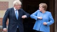 Englands Presse zur Bundestagswahl: Da herrscht das Chaos