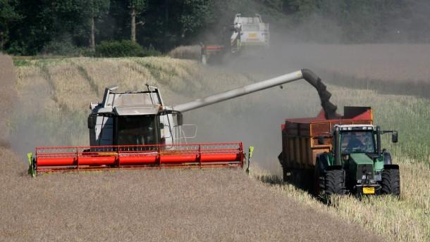 EU-Minister einigen sich auf Kürzungen der Agrarsubventionen