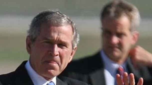Volksabstimmung gegen Bush
