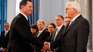 Amerika droht Deutschland mit Einschränkung der Geheimdienstkooperation