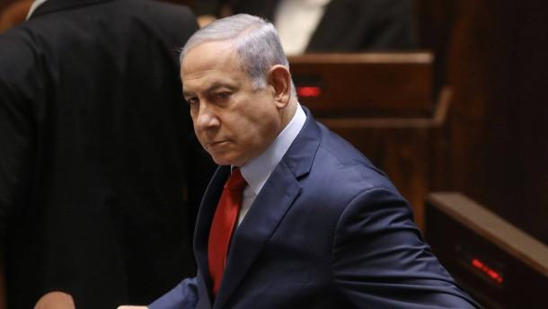 Netanjahus Niederlage