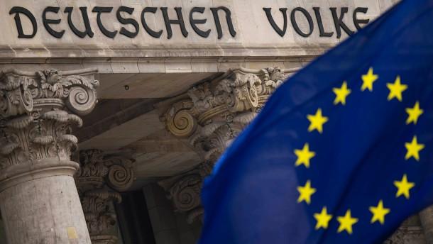 Der Fiskalpakt spaltet nun auch den Bundestag