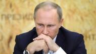 Putins Krieg in Syrien