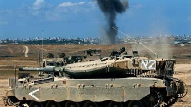 Israel leitet Offensive gegen Hamas ein