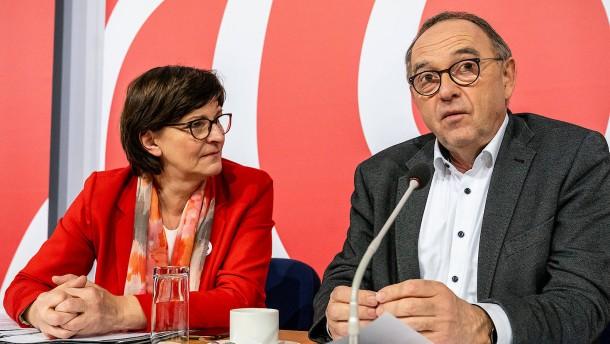 SPD verschiebt Bundesparteitag auf den 9. Mai