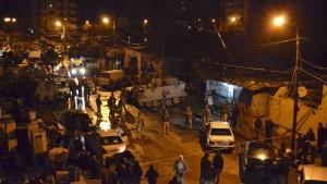 Anschlag der Nusra-Front im Libanon