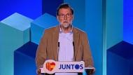 Rajoy beschwört Einheit Spaniens