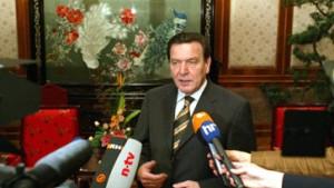 Grüne protestieren gegen Schröders Zusagen an Peking