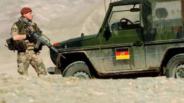 Bundestag verlängert Bundeswehr-Mandat